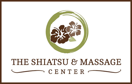 The Shiatsu & Massage Center logo